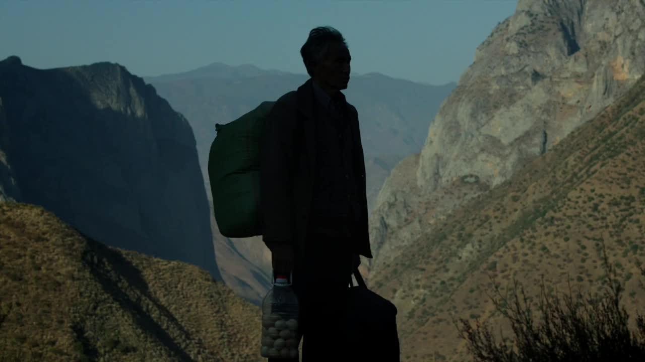 央视春晚公益广告-父亲的旅程