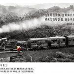 """""""这里可是景区,坐着蒸汽火车看油菜花,其实和观光没啥区别,就是多扛个东西嘛!"""" ——四川乐山芭蕉沟站配送员 陈士平"""