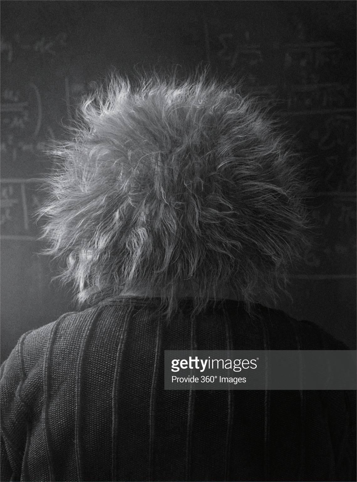 Getty Images-看到他们的背面